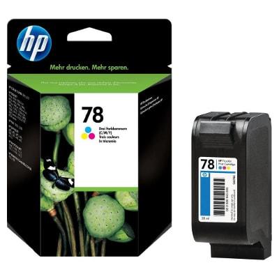 Tusz oryginalny 78 do HP (C6578AE) (Kolorowy)