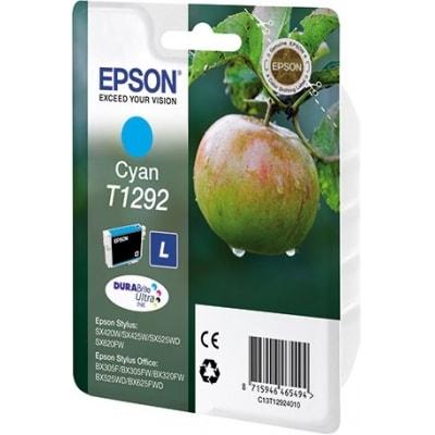 Tusz oryginalny T1292 do Epson (C13T12924010) (Błękitny)