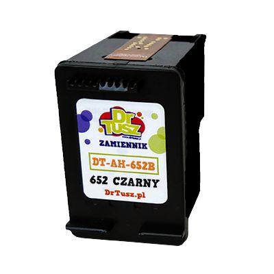 Tusz zamiennik 652 do HP (F6V25AE) (Czarny)