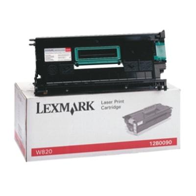 Toner oryginalny 12B0090 do Lexmark (12B0090) (Czarny)