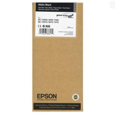 Tusz oryginalny T6945 do Epson (C13T694500) (Czarny matowy)
