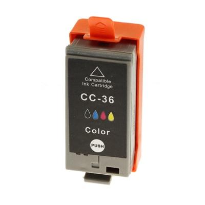 Tusz zamiennik CLI-36 do Canon (1511B001) (Kolorowy)
