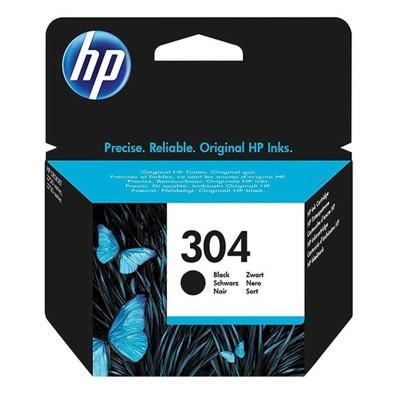 Tusz oryginalny 304 do HP (N9K06AE) (Czarny)