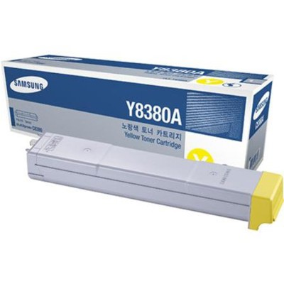 Toner oryginalny CLX-Y8380 do Samsung (SU627A) (Żółty)