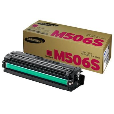 Toner oryginalny CLT-M506S 1,5K do Samsung (SU314A) (Purpurowy)
