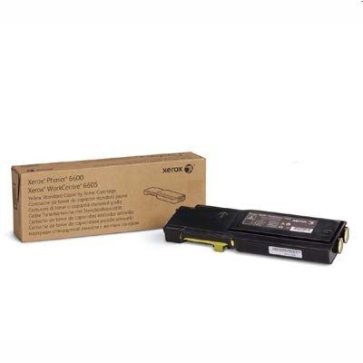 Toner oryginalny 6600/6605 do Xerox (106R02251) (Żółty)