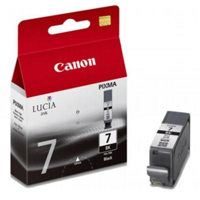 Tusz oryginalny PGI-7 BK do Canon (2444B001) (Czarny)