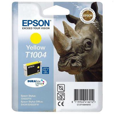 Tusz oryginalny T1004 do Epson (C13T10044010) (Żółty)