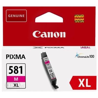 Tusz oryginalny CLI-581 XL M do Canon (2050C001) (Purpurowy)