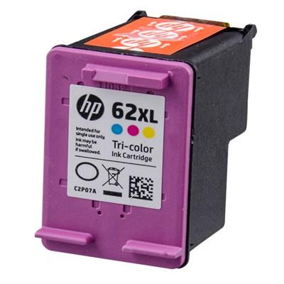 Regeneracja tusz 62 XL do HP (C2P07AE) (Kolorowy)