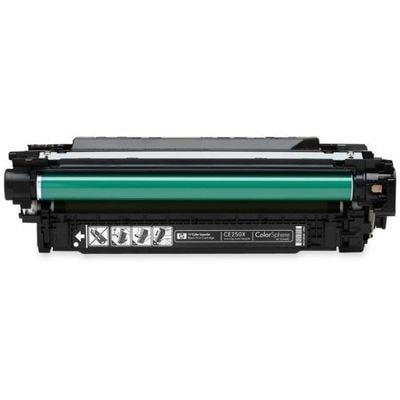Regeneracja toner 504X do HP (CE250X) (Czarny)