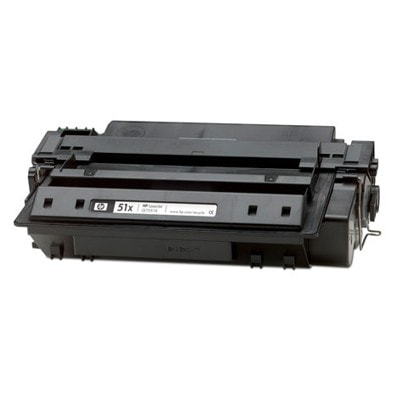 Skup toner 51X do HP (Q7551X) (Czarny)