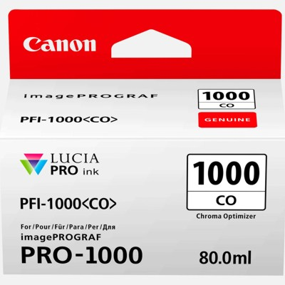 Optymalizator oryginalny PFI-1000CO do Canon (0556C001) (Clear)