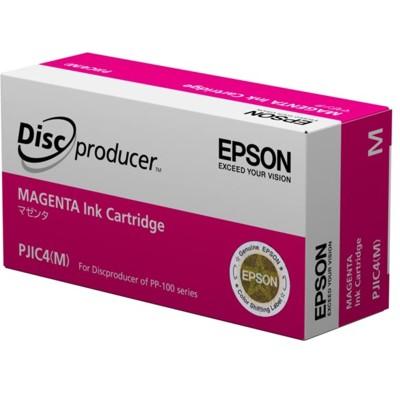 Tusz oryginalny PJIC4(M) do Epson (C13S020450 ) (Purpurowy)