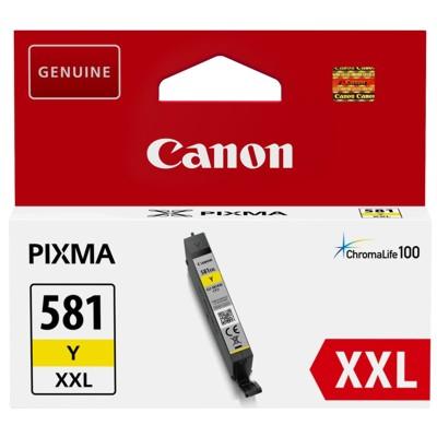 Tusz oryginalny CLI-581 XXL Y do Canon (1997C001) (Żółty)