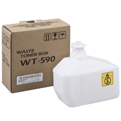 Pojemnik na zużyty toner oryginalny WT-590 do Kyocera (302KV93110)