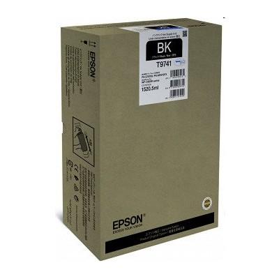 Tusz oryginalny T9741 do Epson (C13T974100) (Czarny)