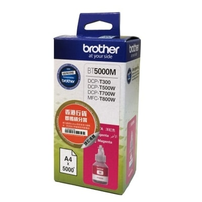 Tusz oryginalny BT-5000 M do Brother (BT5000M) (Purpurowy)
