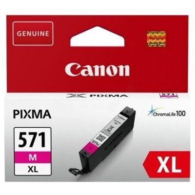 Tusz oryginalny CLI-571 XL M do Canon (0333C001) (Purpurowy)