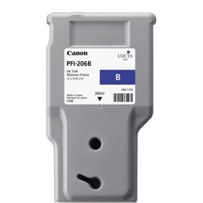 Tusz oryginalny PFI-206B do Canon (5311B001AA) (Niebieski)