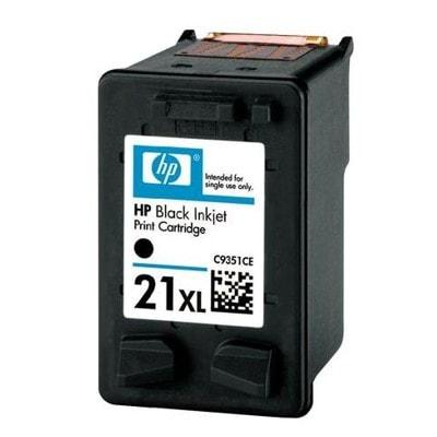 Regeneracja tusz 21 XL do HP (C9351CE) (Czarny)