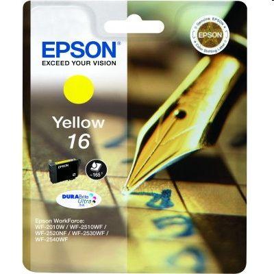 Tusz oryginalny T1624 do Epson (C13T16244010) (Żółty)