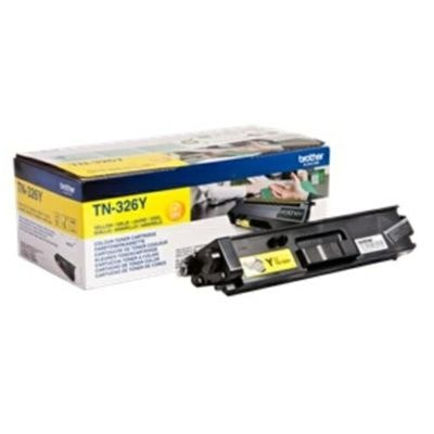 Toner oryginalny TN-326Y do Brother (TN326Y) (Żółty)