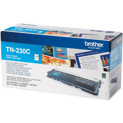 Toner oryginalny TN-230C do Brother (TN230C) (Błękitny)