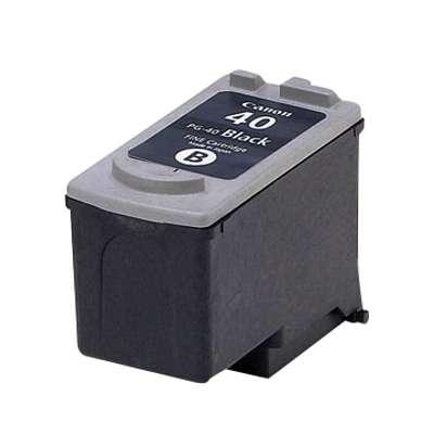 Regeneracja tusz PG-40 do Canon (0615B001) (Czarny)