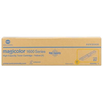 Toner oryginalny MC 1600W/1690MF do KM (A0V306H) (Żółty)