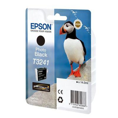 Tusz oryginalny T3241 do Epson (C13T32414010) (Czarny Foto)