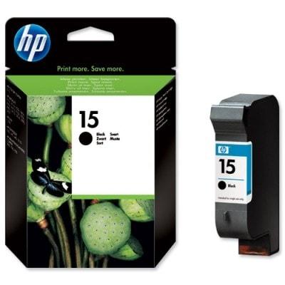 Tusz oryginalny 15 do HP (C6615DE) (Czarny)