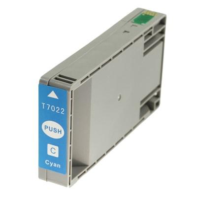 Tusz zamiennik T7032 do Epson (C13T70324010) (Błękitny)