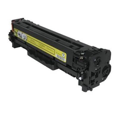 Regeneracja toner 312A do HP (CF382A) (Żółty)
