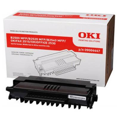 Toner oryginalny B2500 2,2K do Oki (9004447) (Czarny)