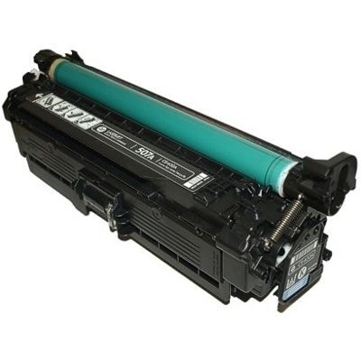 Regeneracja toner 507A do HP (CE400A) (Czarny)