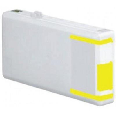 Tusz zamiennik T7904 do Epson (C13T79044010) (Żółty)