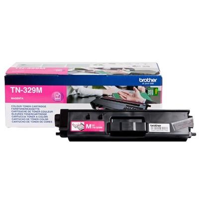 Toner oryginalny TN-329M do Brother (TN329M) (Purpurowy)