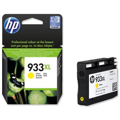 Tusz oryginalny 933 XL do HP (CN056AE) (Żółty)