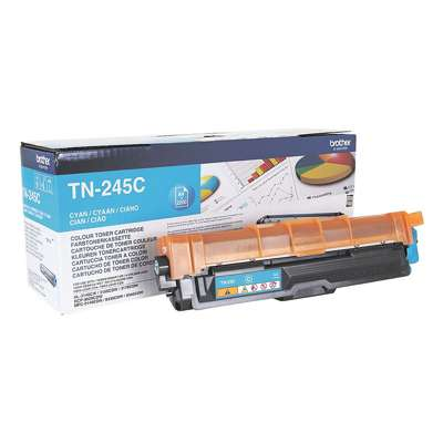 Toner oryginalny TN-245C do Brother (TN245C) (Błękitny)