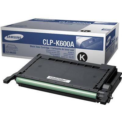 Toner oryginalny CLP-K600A do Samsung (CLP-K600A) (Czarny)