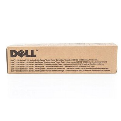 Toner oryginalny 2150/2155 do Dell (593-11037) (Żółty)