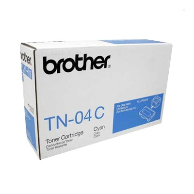 Toner oryginalny TN-04C do Brother (TN-04-C) (Błękitny)