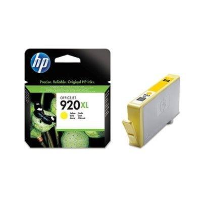 Tusz oryginalny 920 XL do HP (CD974AE) (Żółty)