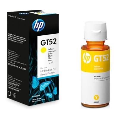 Tusz oryginalny GT52 do HP (M0H56AE) (Żółty)