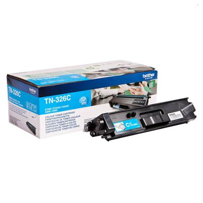 Toner oryginalny TN-326C do Brother (TN326C) (Błękitny)