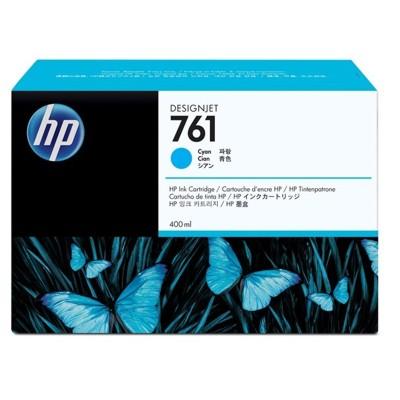 Tusz oryginalny 761 do HP (CM994A) (Błękitny)