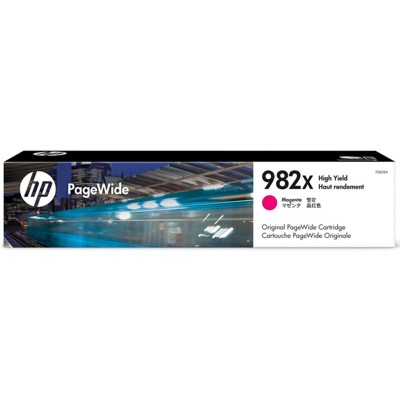 Tusz oryginalny 982X do HP (T0B28A) (Purpurowy)