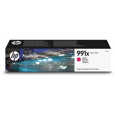 Tusz oryginalny 991X do HP (M0J94AE) (Purpurowy)