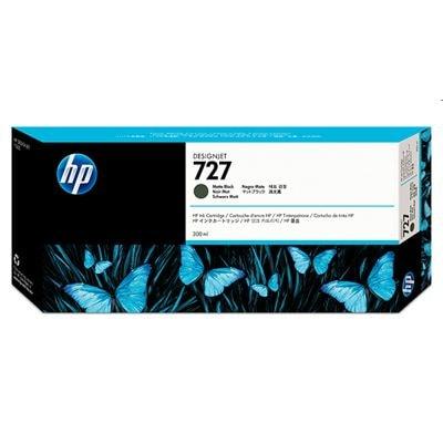 Tusz oryginalny 727 XXL do HP (C1Q12A) (Czarny matowy)